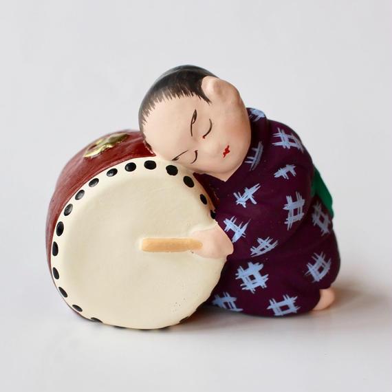 居眠り童太鼓バチ