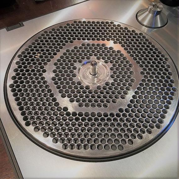 Aluminum Platter (アルミプラッター) (Numark PT01シリーズ専用)