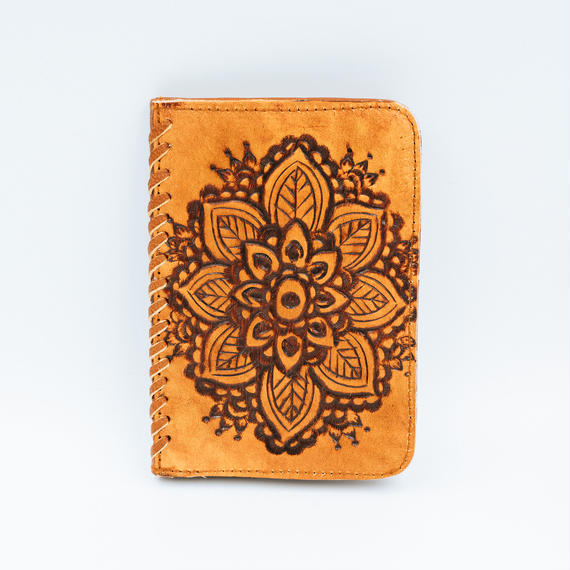 TBC Select /Boho Passport Cover