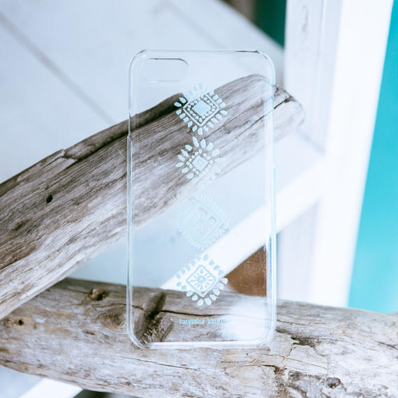 Wategos  Clear Hard Cover for iPhone 7/7Plus