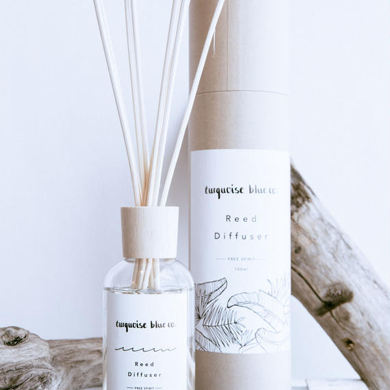 Turquoise Blue Co. Free Spirit Diffuser