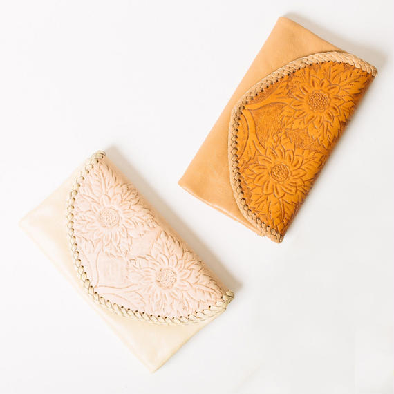 The Bohemian Tipsy Wallet