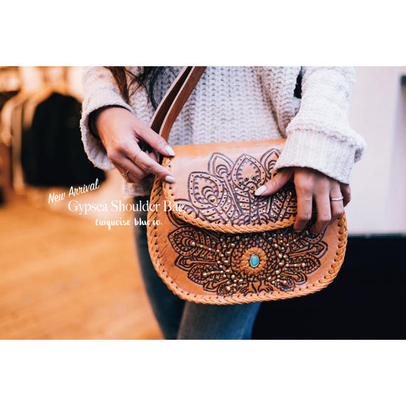 Gypsea Shoulder Bag