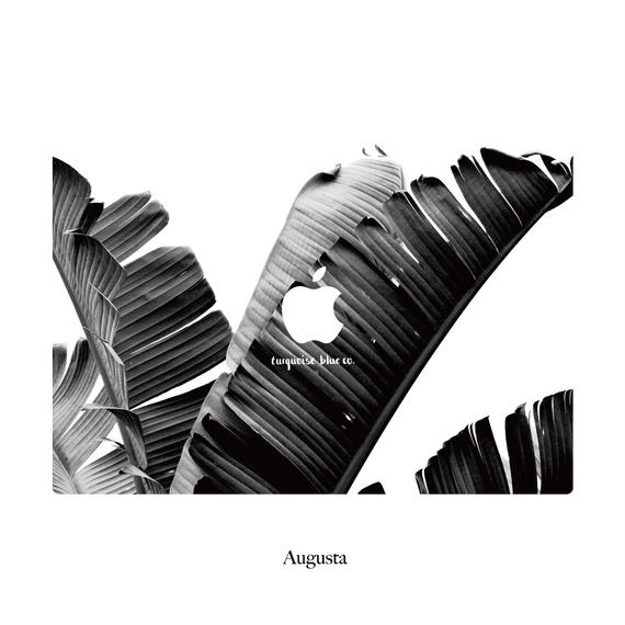 TBC Abstract Collection Macbook Cover -Augusta-