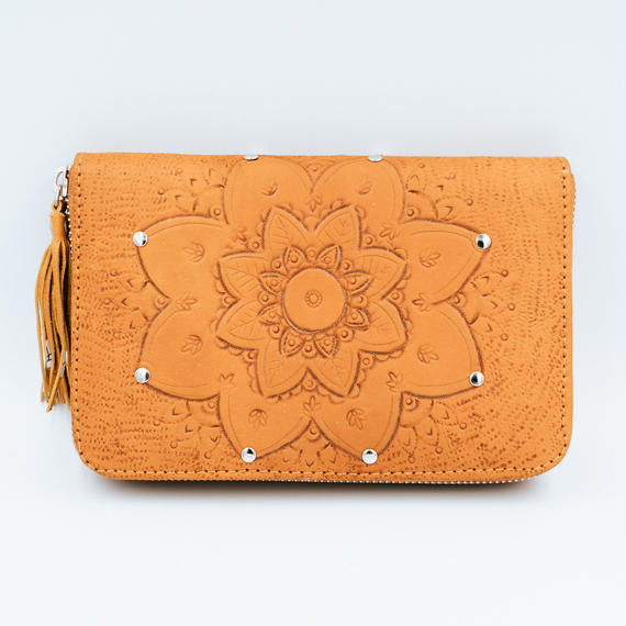 TBC Select / Gypsea Studded Wallet  2 Colors
