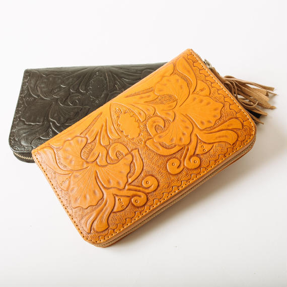 The Bohemian Vignette Wallet