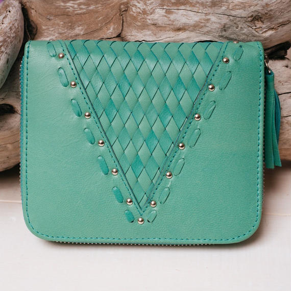 TBC Select /The Gypsea Leather Wallet