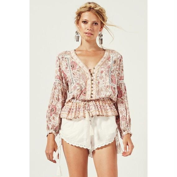 SPELL & THE GYPSY COLLECTIVE -ZAHARA BLOUSE-