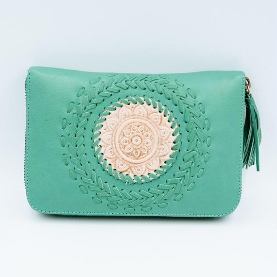 TBC Select / One Side Mandala Wallet 3 Colors