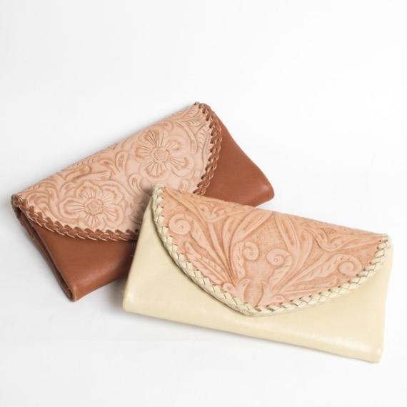 The Bohemian Tipsy Wallet