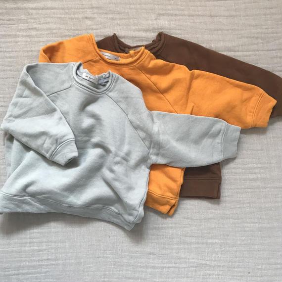 LAST1 / 50%OFF SALE / big sweat pullover