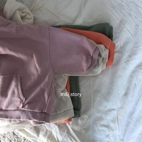 4colour hoodie