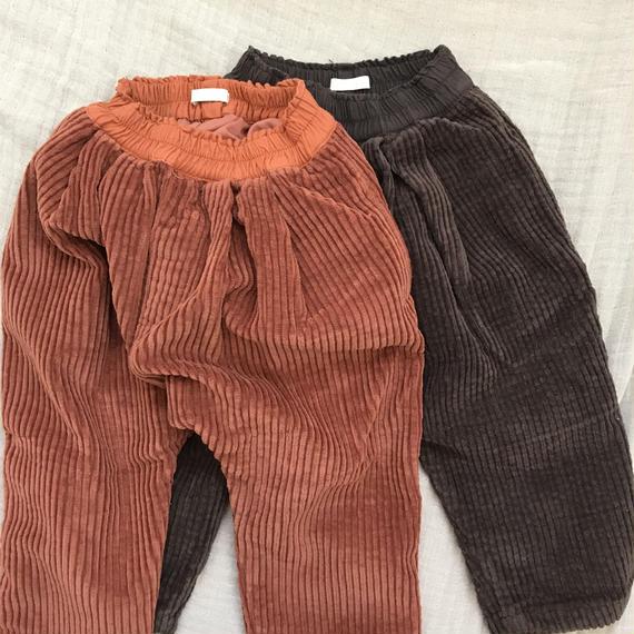 LAST1 / 50%OFF SALE / corduroy pants