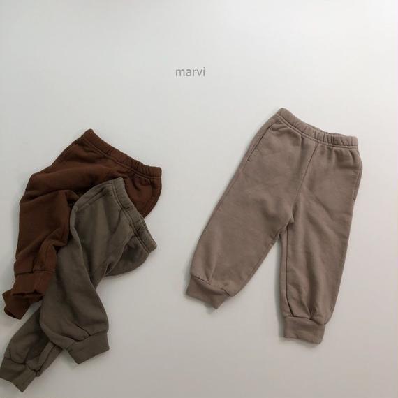 sweat pants(男の子/女の子)