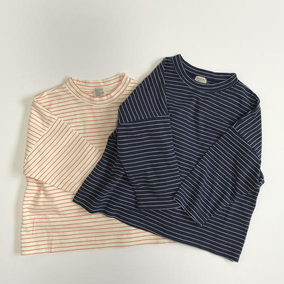 Allo stripe T-shirts