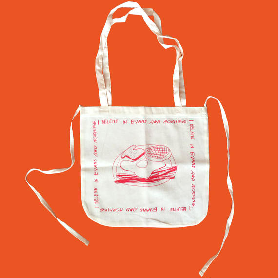 MORNING UKABU bag(ver.2)