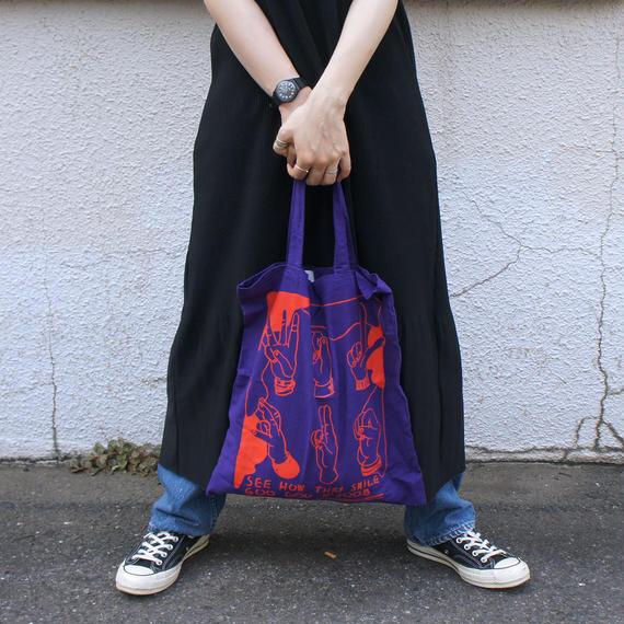 THE BEATLES tote bag