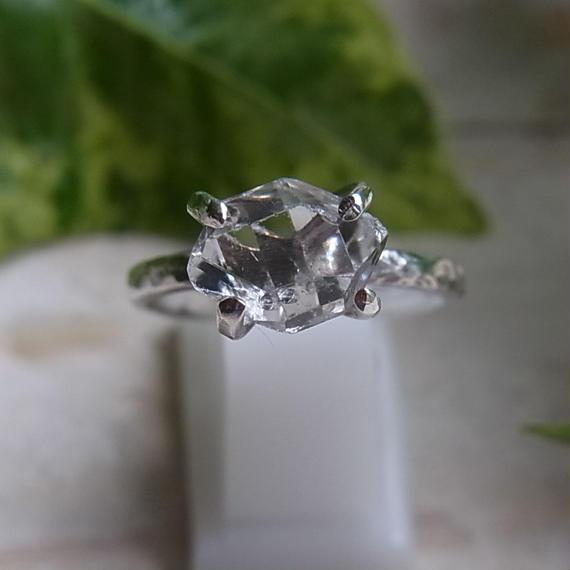 Order品・・・・ハーキマーダイヤモンドリング