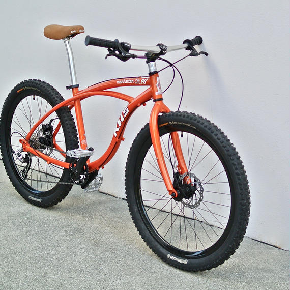 KHS/MANHATTAN BIKES CM26 CUSTOM MOUNTAIN CRUISER