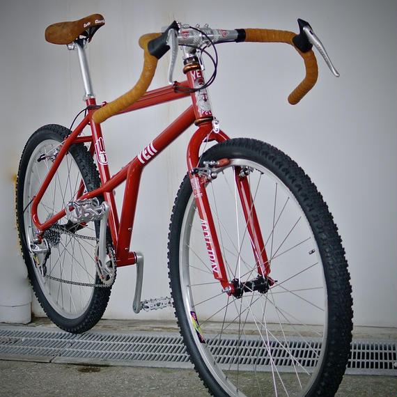 YETI  ULTIMATE Cyclo Crosser
