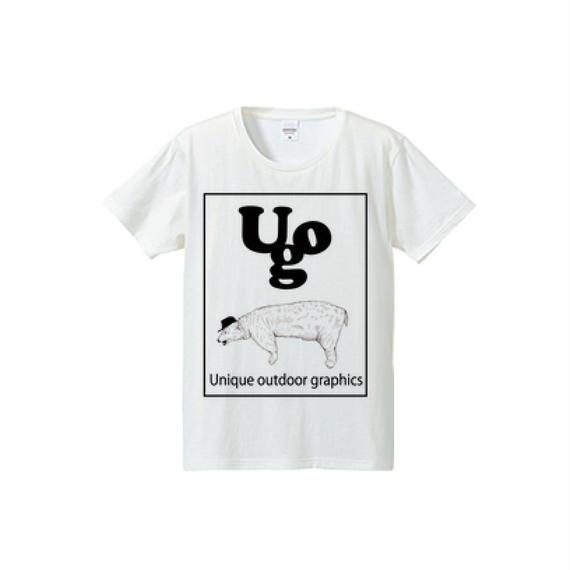 UOG classic bear(4.7oz Tシャツ)