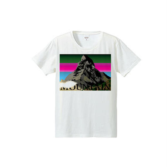 MOUNTAIN(4.7oz T-shirt)