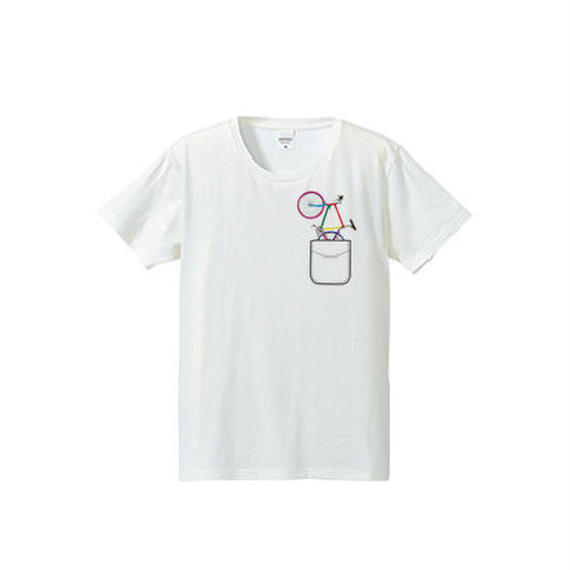 pocket bike(4.7oz T-shirt)
