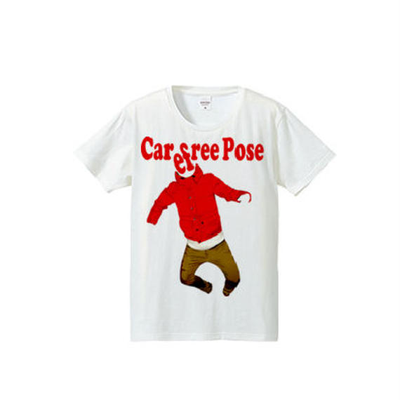 Carefree Pose(4.7oz T-shirt)
