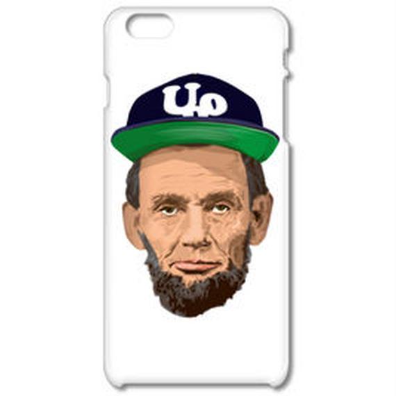 エイブラハム・リンカーン・アウトドアc(iPhone6ケース)(iPhone5ケース)