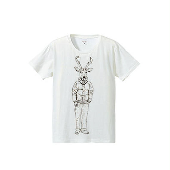 Deer PEN(4.7oz T-shirt)