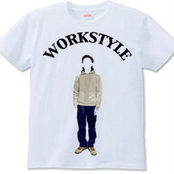 WORK STYLE (6.2 oz)