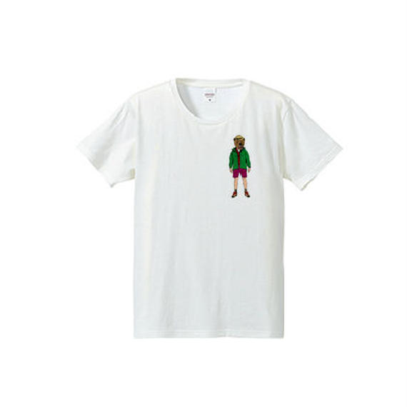 BEAR one(4.7oz T-shirt)