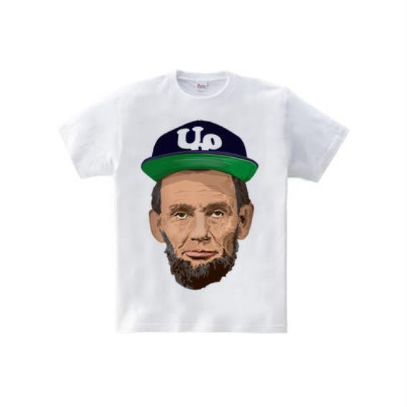 エイブラハム・リンカーン・アウトドアc(5.6oz Tシャツ)
