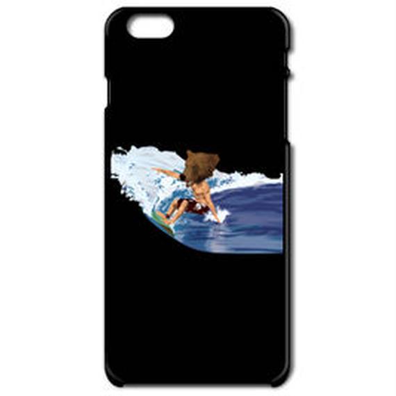 BEAR SURFING(iPhone6 black)