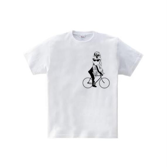 UOGサイクリスト(5.6oz Tシャツ)