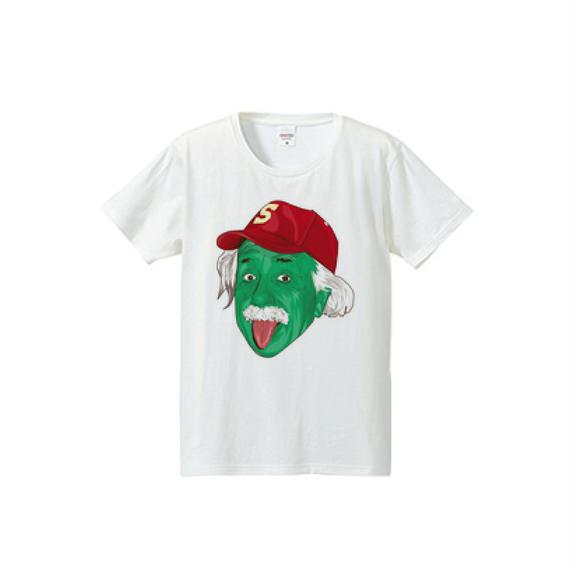 Einstein c(4.7oz Tシャツ)