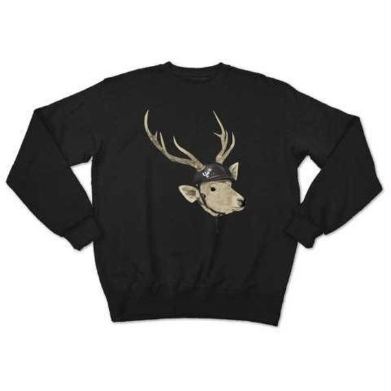 deer met(sweat black)