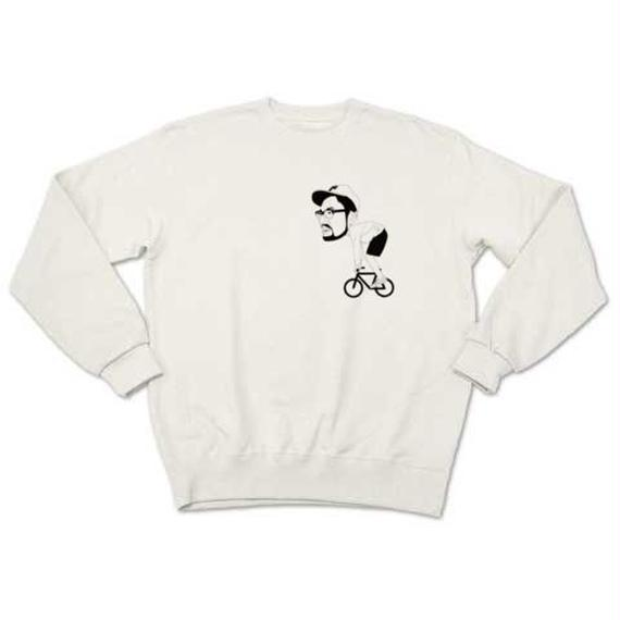 YUJI CYCLING(sweat white)