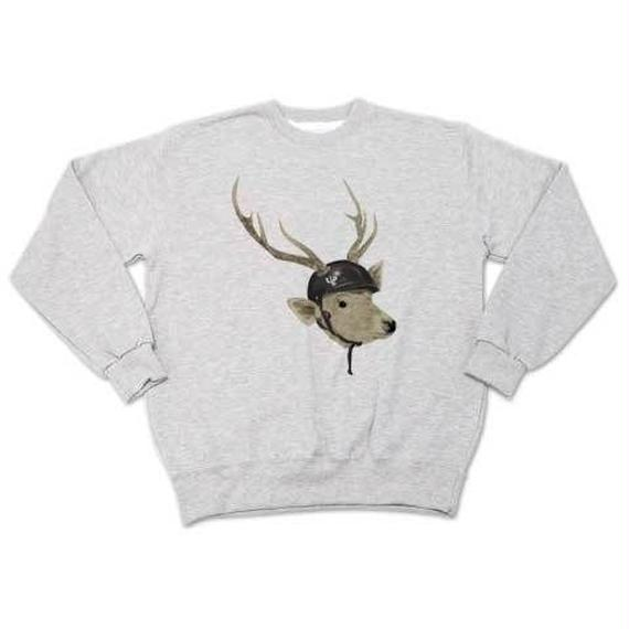 deer met(sweat ash)