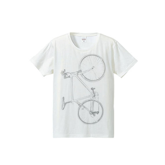 Colorless bike(4.7oz Tシャツ)