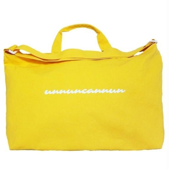 Big Canvas Bag (yellow)