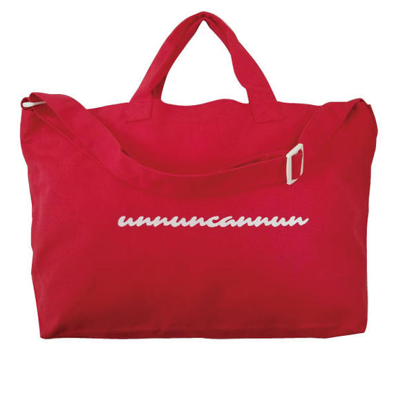 Big Canvas Bag (French Red)