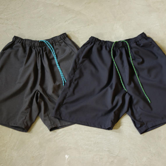 ACTIVE BAGGY SHORTS STRETCH TROPICAL