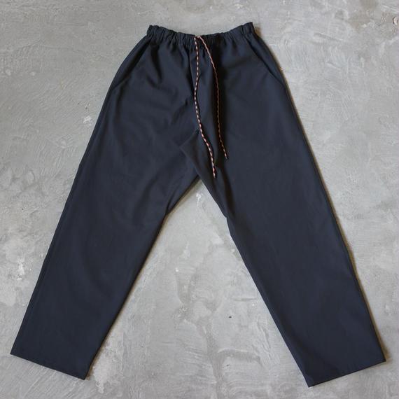 ACTIVE EASY PANTS BURBERRY CLOTH BLACK