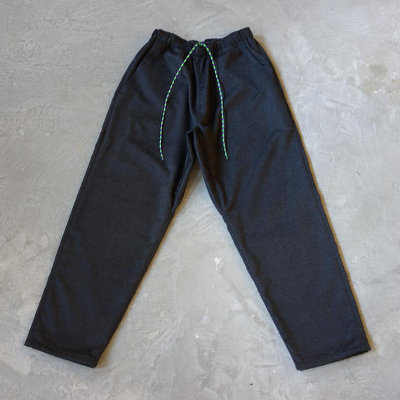 ACTIVE EASY PANTS CASHMERE CHARCOAL GRAY