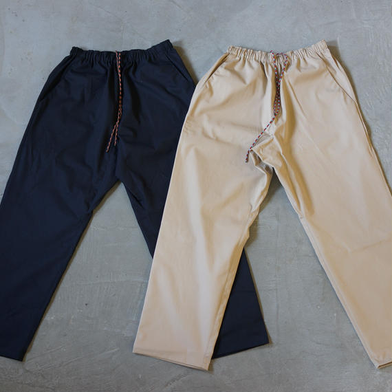 ACTIVE EASY PANTS BURBERRY CLOTH