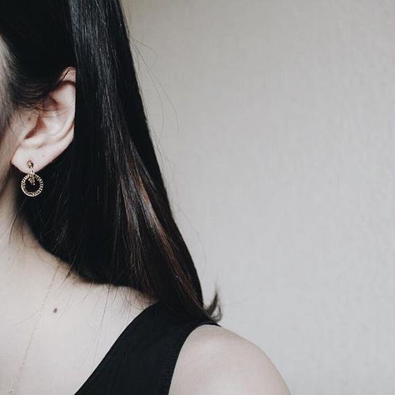 Full M Earrings