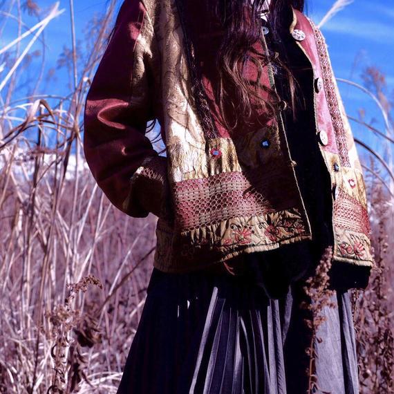 Embroidery Ethnic Jacket