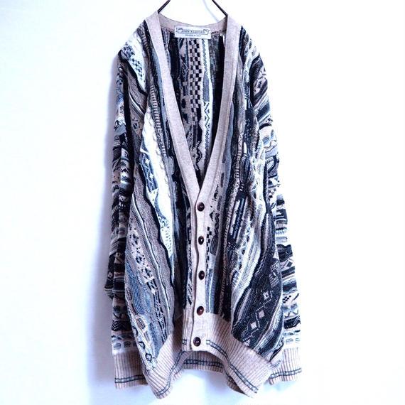 3D Knit Cardigan