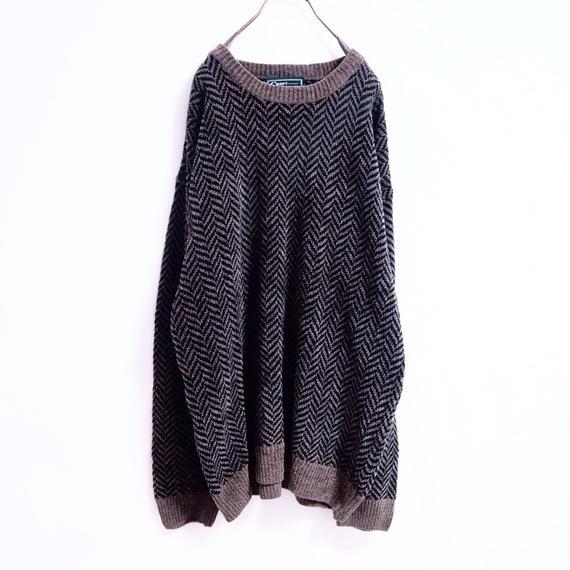 Herringbone Chenille Knit